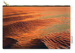 Carry-all Pouch featuring the photograph Florida Bay by Doug Herr