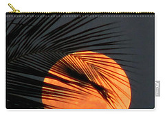 Florida Moonrise Carry-all Pouch