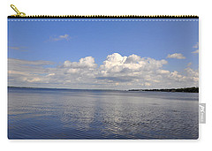 Carry-all Pouch featuring the photograph Floridian View by Sarah McKoy