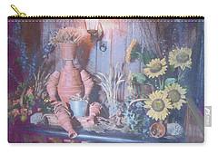 Flowerpotman Carry-all Pouch