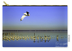 Flying Solo Carry-all Pouch by Clayton Bruster