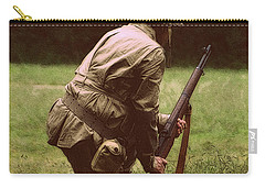 Carry-all Pouch featuring the photograph For Freedom by Lydia Holly