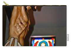 For My Sins Carry-all Pouch