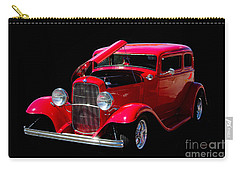 Ford Vicky 1932 Carry-all Pouch by Vicki Pelham