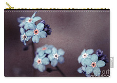 Forget Me Not 01 - S05dt01 Carry-all Pouch by Variance Collections