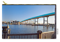 Fort Myers Bridge Carry-all Pouch