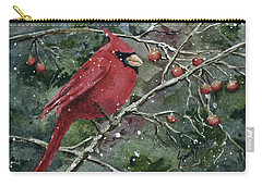 Franci's Cardinal Carry-all Pouch