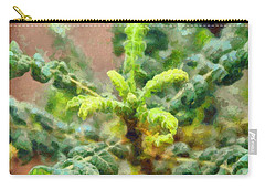 Frankincense Tree Leaves Carry-all Pouch