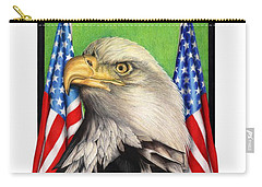 Freedoms Pride Carry-all Pouch