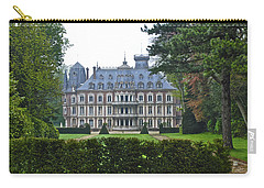 French Country Mansion Carry-all Pouch