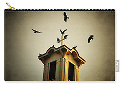 Frenchtown Steeple Carry-all Pouch by Bill Cannon