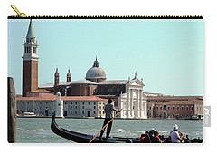 Gandola Rides In Venice Carry-all Pouch