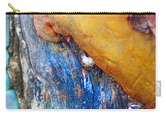 Carry-all Pouch featuring the digital art Ganesh by Richard Laeton