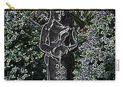 Garden Goddess Carry-all Pouch