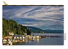 Carry-all Pouch featuring the photograph Garfield Bay by Albert Seger
