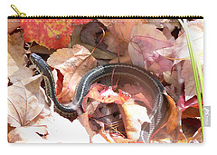 Garter Snake Carry-all Pouch