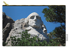 George Washington Face  Carry-all Pouch by Dany Lison