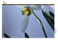 Giant Snowdrop Carry-all Pouch