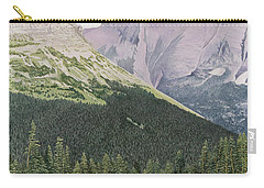 Glacier National Park Montana Carry-all Pouch
