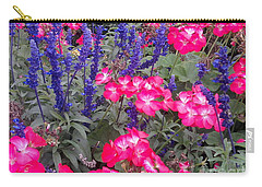 Carry-all Pouch featuring the photograph Glee by Rory Sagner