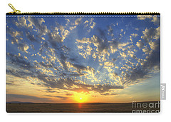Glorious Sunrise Carry-all Pouch by Jim and Emily Bush