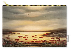 Glory - Panoramic Sunset 2 Carry-all Pouch
