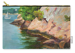 Gloucester Sail Boat Carry-all Pouch