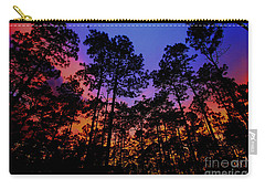 Glowing Forest Carry-all Pouch