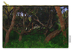 Gnarled Trees Carry-all Pouch
