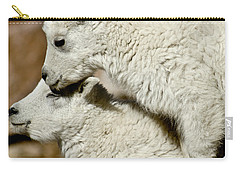 Goat Babies Carry-all Pouch