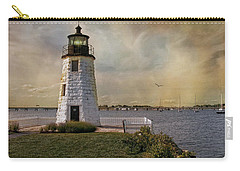 Goat Island Light Carry-all Pouch by Robin-Lee Vieira
