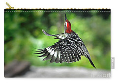 Carry-all Pouch featuring the photograph Going Home by Nava Thompson
