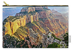 Gold Rim Carry-all Pouch