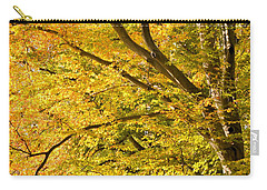 Golden Autumn Carry-all Pouch