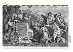 Poussin Carry-all Pouches