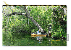 Golden Canoe Launch Carry-all Pouch
