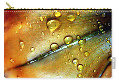 Golden Cup Flower Study 3 Carry-all Pouch