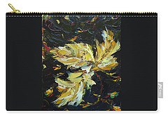 Golden Flight Carry-all Pouch by Judith Rhue