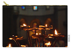 Golden Lights Carry-all Pouch by Dany Lison