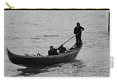 Carry-all Pouch featuring the photograph Gondola  by Eric Tressler