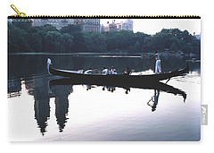 Gondola On The Central Park Lake Carry-all Pouch