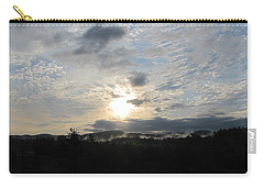Carry-all Pouch featuring the photograph Good Morning New York State by Maciek Froncisz
