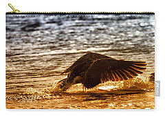Goose Attack Carry-all Pouch