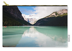 Gorgeous Lake Louise Carry-all Pouch by Cheryl Baxter