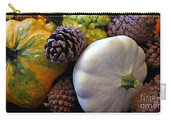 Carry-all Pouch featuring the photograph Gourds 6 by Deniece Platt
