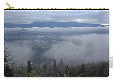 Carry-all Pouch featuring the photograph Grants Pass Weather by Mick Anderson