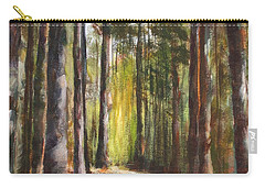 Great Brook Farm Summer Path Carry-all Pouch