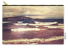 Carry-all Pouch featuring the photograph Great Lakes by Phil Perkins