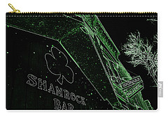 Green Night Carry-all Pouch