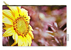 Greeting The Sun. Carry-all Pouch by Cheryl Baxter